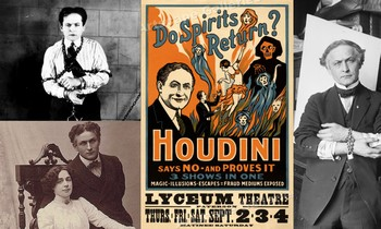 Harry Houdini the Marketer